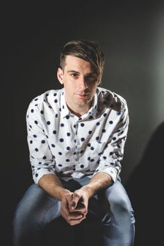 """Trey Pearson, 35, has been the lead singer of the popular Christian rock band """"Everyday Sunday."""" But he decided to put his career on the line this week and admit to his faithful fans that he is gay. Photo courtesy of Trey Pearson"""