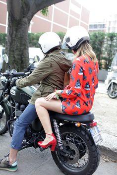 They Are Wearing: Milan Fashion Week - Slideshow