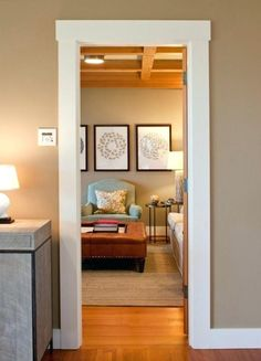 Farmhouse Meets Modern Modern Door Casing Ideas Modern Door Moulding Ideas Mid Century Modern Door Molding