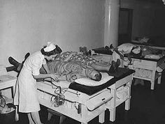 EST, on June 1944 Americans heard for the first time that the D-Day invasion had begun. History Of Nursing, Medical History, Flight Nurse, D Day Invasion, Times Square New York, Vintage Nurse, Special Prayers, Library Of Congress, American Revolution
