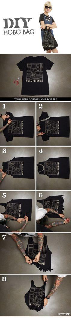 Bag envy. // DIY Hobo Bag