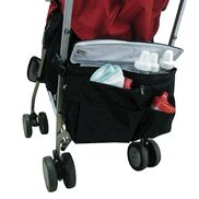 Cool N Cargo Stroller Cooler. Cooler bag attaches right to your stroller. Must have.