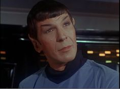 Corbomite manoeuver / Ce sourire de Spock...