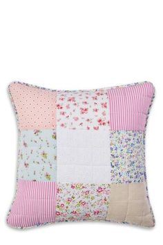 Buy Vintage Patchwork Cushion online today at Next: Israel