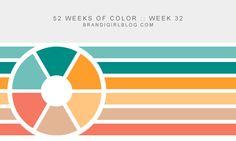 52 Weeks of Color :: Week 32