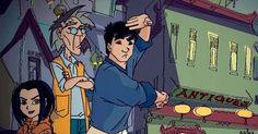 As Aventuras de Jackie Chan está de volta com novos episódios