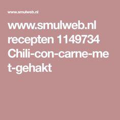 www.smulweb.nl recepten 1149734 Chili-con-carne-met-gehakt