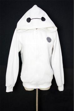 Baymax hoodie $39