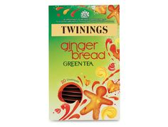 This Sweet Green has the tangy warmth of gingerbread, baked to perfection.With real ginger pieces and natural golden syrup flavour, this is an entirely new take on traditional green tea.