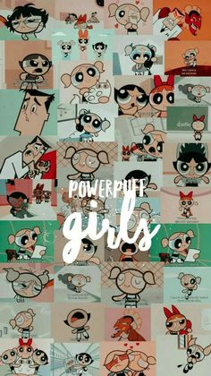 Powerpuff Girls Poster Collection: High Quality Posters In the hunt for some amazing posters from your favorite cartoon Powerpuff Girls? Check out our best collection of Powerpuff Girls poster. Top Iphone Wallpapers, Cartoon Wallpaper Iphone, Iphone Wallpaper Tumblr Aesthetic, Bear Wallpaper, Iphone Background Wallpaper, Cute Disney Wallpaper, Aesthetic Pastel Wallpaper, Cute Cartoon Wallpapers, Pretty Wallpapers