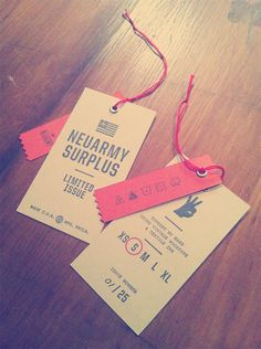 Designer Clothing Label Guide Clothing Tags Design