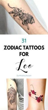 Leo may be bossy and dominant. But they are also among the most charming and caring people. Here are the stunning Leo tattoos to showcase your Lion pride. Mini Tattoos, Sexy Tattoos, Trendy Tattoos, Irish Tattoos, Celtic Tattoos, Leo Sign Tattoo, Zodiac Signs Leo Tattoo, Horoscope Tattoos, Leo Symbol Tattoos