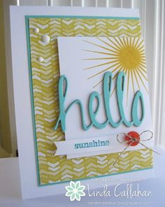 Oh Sunshine! by abbysmom2198 - Cards and Paper Crafts at Splitcoaststampers