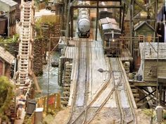Railroad Line Forums - Hoosac Valley rr interchanges with f&sm rr Escala Ho, Garden Railroad, N Scale Trains, Rail Transport, Hobby Trains, Model Train Layouts, Model Ships, Model Trains, Ho Scale