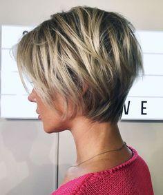 Short Shaggy Haircuts, Popular Short Haircuts, Haircuts For Thin Fine Hair, Bob Hairstyles For Fine Hair, Wedding Hairstyles, Medium Hairstyles, Hairstyles Men, Shaggy Short Hair, Boy Haircuts