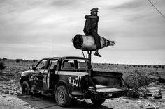 Bukra Inshallah: la guerra de Libia por los fotoperiodistas del Colectivo MeMo