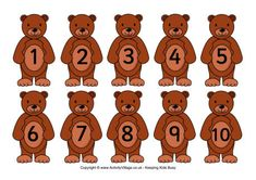 This charming upper case teddy bear set can be printed and cut out to help children become familiar with the alphabet. Used in conjunction with our lower case set you could even form words or sentences. Teddy Bear Crafts, Teddy Bear Day, Kindergarten Math, Preschool, Goldilocks And The Three Bears, Happy Children's Day, Bear Theme, School Posters, Animal Projects