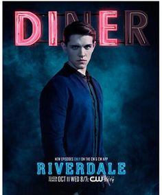 """"""" Riverdale Cast Season 2 Promotional Posters ~ Premiere episode starts in 30 minutes on The CW! Riverdale Kevin, Riverdale Tv Show, Riverdale Poster, Riverdale Archie, Riverdale Memes, Tv Series 2017, Hbo Series, Netflix Series, Archie Comics"""