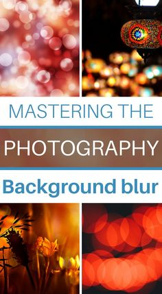 Are you wondering how to create a beautiful background blur? Here's everything you need to know about bokeh, how to create it? What are the main settings that influence it? In short, how to create a nice bokeh in photography ? Double Exposure Photography, Levitation Photography, Bokeh Photography, Photography Basics, Photography Courses, Photography For Beginners, Background For Photography, Abstract Photography, Photography Tutorials