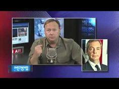 Alex Jones & Nigel Farage : Talk EU Tryanny & Globalism