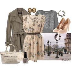 A Touch of Old, created by caitlin222 on Polyvore