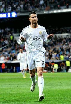 Cristiano Ronaldo calm down - Real Madrid