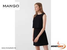 MONEYBACK MEXICO. This versatile dress can be all that you need for this season if you want a simple fresh yet elegant dress. Shop at MANGO in Mexico and get a tax refund in moneyback! #moneyback www.moneyback.mx