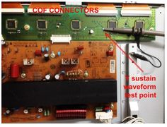 is rare and expensive in the market, so the best solution is to trouble-shoot on components Electronics Basics, Electronics Projects, Electronics Storage, Sony Led Tv, Whatsapp Tricks, Computer Maintenance, Lg Tvs, Tv Panel, Electronic Circuit Projects
