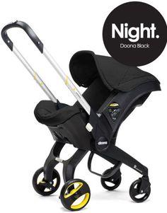 Doona Night (Black) Car Seat Stroller I really like something along the lines of thishttp://www.travelsystemsprams.com/