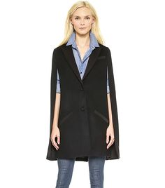 Haute Hippie The Coven Trench Cape // #Shopping