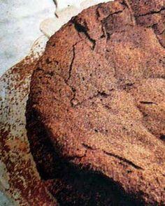 bolo de chocolate mais simples do mundo