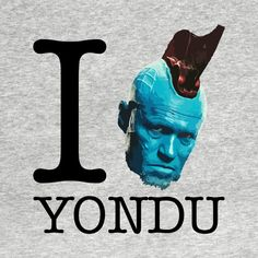 Check out this awesome 'I+Love+Yondu+Guardians+of+the+Galaxy' design on @TeePublic!