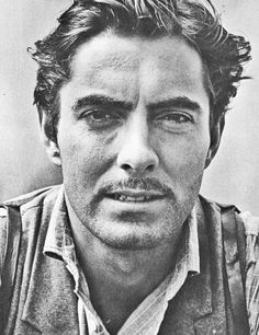 Tyrone Power. During the filming of Jesse James (1939) in Pineville, Missouri, he had a fling with a local girl who got pregnant. He had no idea that she was expecting a child from him. When he eventually found out about it, she had put the child, a boy, up for adoption. Tyrone spent a fortune in the 1940s searching for the child. Without success. The child was never found.