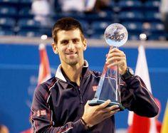 Novak Djokovic Toronto