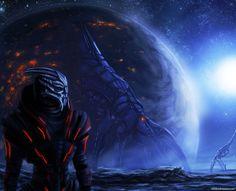 homeworld by Milulya on DeviantArt