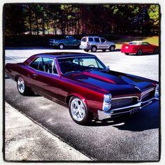 Old Muscle Cars, Custom Muscle Cars, Chevy Muscle Cars, American Muscle Cars, American Auto, Pontiac Lemans, Pontiac Cars, Pontiac Firebird, Cool Sports Cars