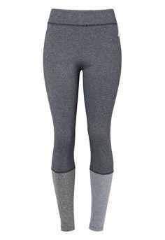 LAUF - Calça legging Karlie - cinza mescla - OQVestir