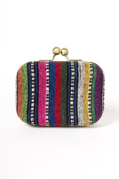 Woven Clutch... I need to find this item I love it!