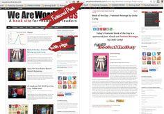 Feminist Revenge is book of the day on book blog  http://wearewordnerds.com/book-day-feminist-revenge-linda-corby
