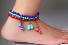 #get these #anklets at 15% #discount #use #voucher #code ZJ152. #offer #valid till 30th #april.  #shop at www.zahrajani.com