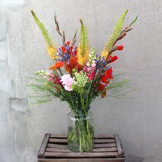 Mis Flores en Casa - Ramo Espectacular | Floristería Bourguignon