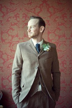Groom style. Photography by www.karenmcgowranphotography.co.uk