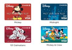 Just ordered my chase disney debit card | Chase debuts new Disney's Visa Debit Card complete with Walt Disney ...