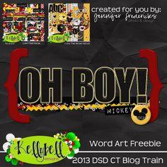 KBD_JLF_DSDBT_Mickey Word Art Freebie by nenner1, via Flickr