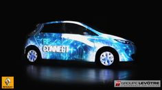 RENAULT /// Video mapping