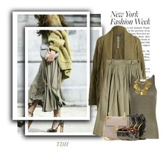 """""""NYFW"""" by talvadh ❤ liked on Polyvore featuring Ralph Lauren, Golden Goose, Faith Connexion, Chloé, Marc Jacobs, NYFW and fashionWeek"""