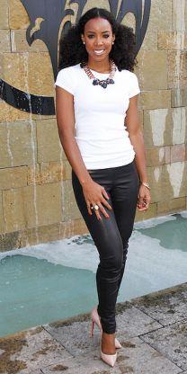 I love Kelly Rowland's style!