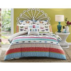 Bargain - $111.97 (was $159.95) - Limosa Queen Quilt Cover @ Bed Bath N` Table