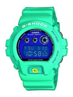 Casio G-Shock Dw-6900Sn-3Er Mat Dial (Turquoise/Purple)