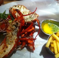 Burger and Lobster, London